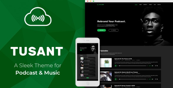 Tusant-WordPress-Theme-Nulled-Download