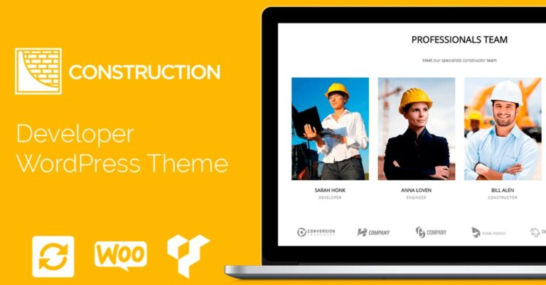 VisualModo-Construction-WordPress-Theme-Nulled-Download