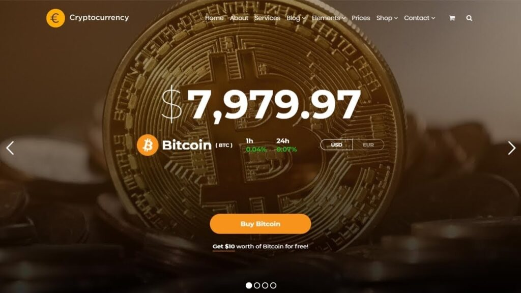 VisualModo-Cryptocurrency-WordPress-Theme-Nulled-Download