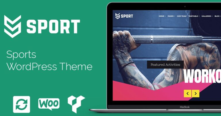VisualModo-Sport-WordPress-Theme-Nulled-Download