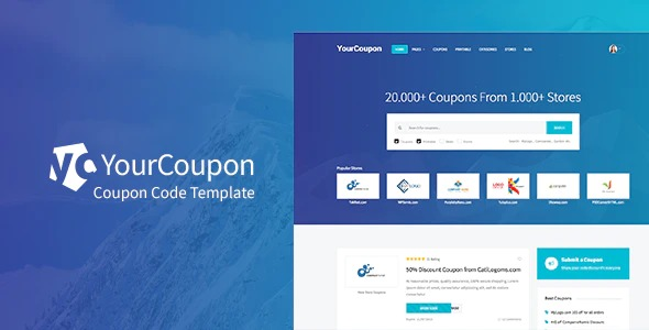 Yourcoupon-Nulled-Download