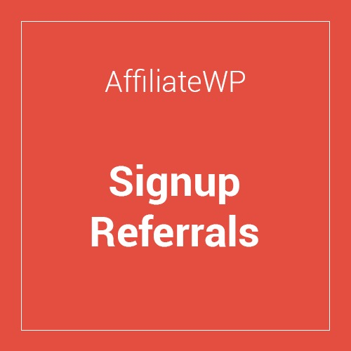 affiliatewp-signup-referrals-Nulled-Download