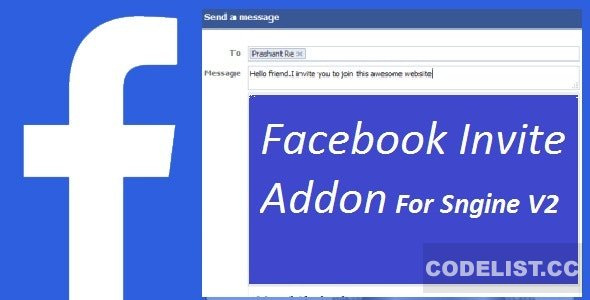 facebook-invite-addon-for-sngine-nulled-download