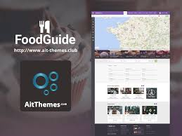 AIT-FoodGuide-WordPress-Theme-Nulled-Downlad