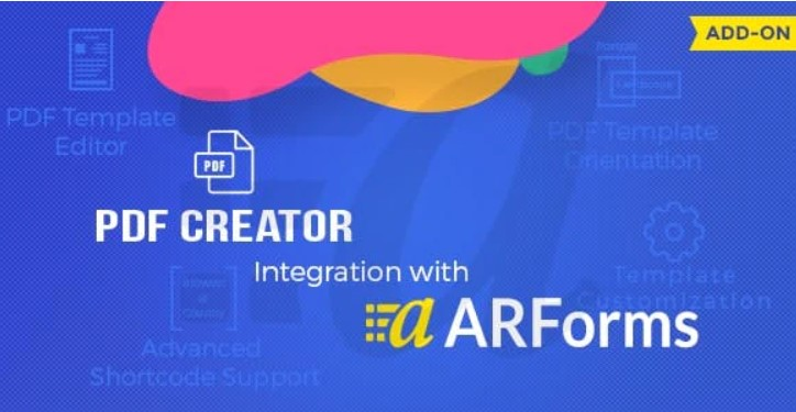 ARForms-PDF-Creator-Addon-Nulled-Download