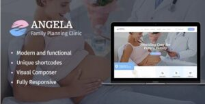 Angela-Family-Planning-Pregnancy-Clinic-WordPress-Theme-Nulled-Download