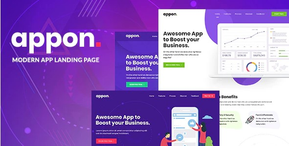 Appon-App-SaaS-Software-Theme-Nulled-Download