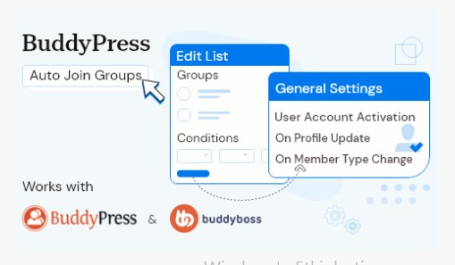 BuddyPress-Auto-Join-Groups-Nulled-Download