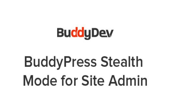 BuddyPress-Stealth-Mode-for-Site-Admin-Nulled-Download
