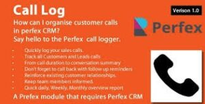 Call-Log-module-for-Perfex-CRM-Nulled-Download