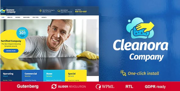 Cleanora-Cleaning-Services-Theme-Nulled-Download