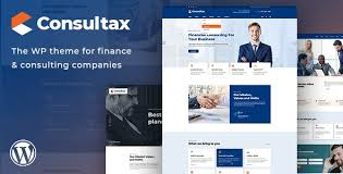 Consultax-Financial-Consulting-WordPress-Theme-Nulled-Download