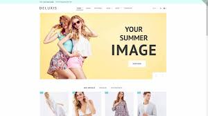 Deluxis - Fashion Store Elementor Woocommerce