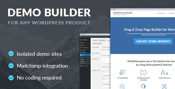 Demo-Builder-for-any-WordPress-Product-Nulled-Download