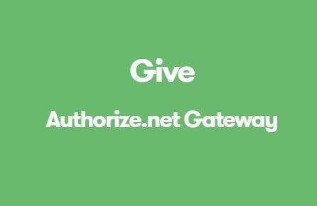 Give-Authorize.net-Gateway-Nulled-Download
