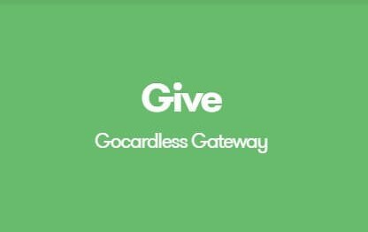 GiveWP-GoCardless-Add-On-Nulled-Download
