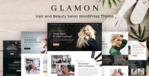 Glamon-Salon-Barber-Shop-Theme-Nulled-Download