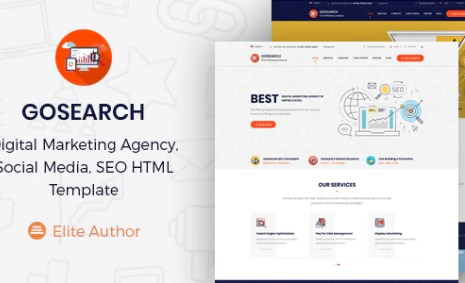 Gosearch-Digital-Marketing-Agency-HTML-Template-Nulled-Download