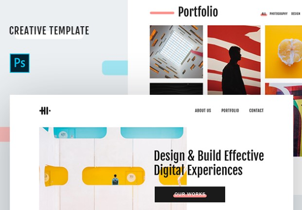 Hi-Creative-PSD-Template-Nulled-Download