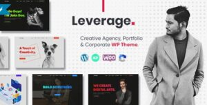 Leverage-Creative-Agency-Portfolio-WordPress-Theme-Nulled-Download