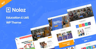 Nolez-Education-WordPress-Theme-Nulled-download
