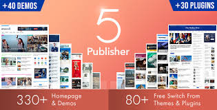 Publisher-Nulled-Newspaper-Magazine-AMP-Download