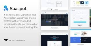 SaaSpot-SaaS-Marketing-Automation-WordPress-Theme-Nulled-Download