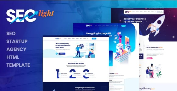 Seclight-Seo-Startup-Agency-HTML-Template-Nulled-Download