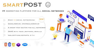 Smart Post-Social-Marketing-Tool-Download-Nulled
