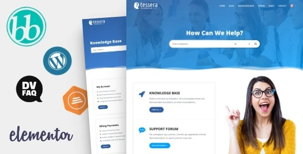 Tessera-Knowledge-Base-Support-Forum-WordPress-Theme-Nulled-Download