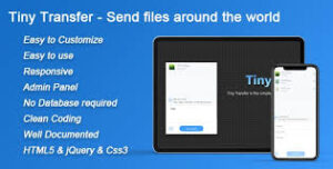 Tiny-Transfer-Send-files-around-the-world-Nulled-Download