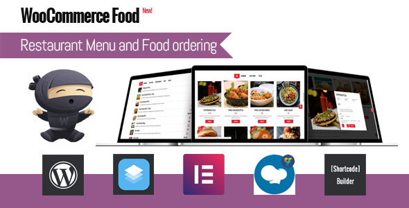 WooCommerce Food nulled download