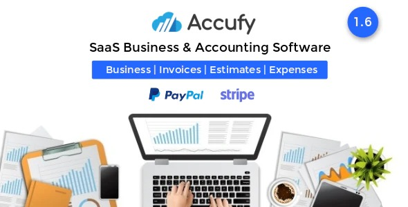 Accufy-SaaS-Business-Accounting-Software-Nulled-download