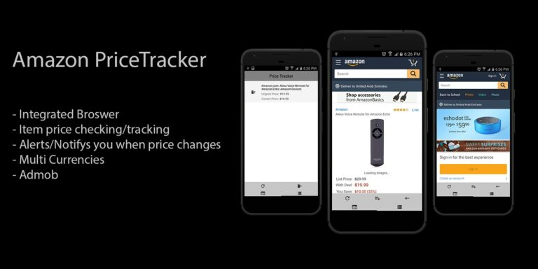 Amazon-Price-Tracker-Android-App-Source-Code-Nulled-download