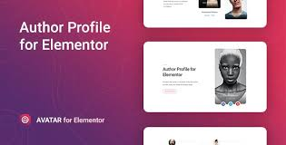 Avatar-Author-Box-for-Elementor-Download-Nulled
