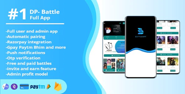 BattleApp-Full-Applications Nulled-Download