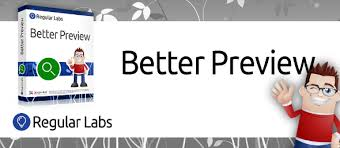 Better Preview Pro Nulled Download