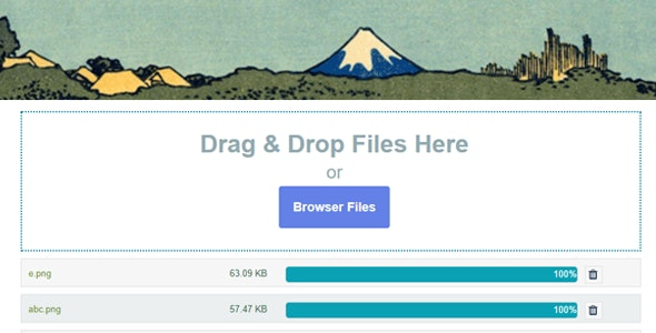 Contact-Form7-Drag-and-Drop-FIles-Upload-Nulled-Download