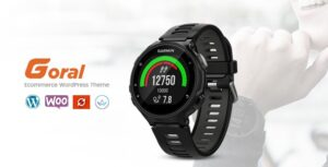 Goral SmartWatch-Single-Product-Woocommerce-WordPress-Theme-Nulled-Download