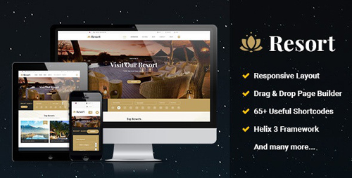 JA-Resort-booking-hotels-and-resorts-Joomla-template-Nulled-download
