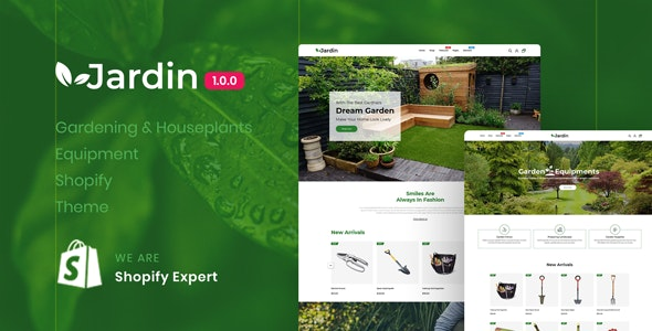 Jardin-Nulled-Gardening-Houseplants-Equipment-Responsive-Shopify-Theme-Download