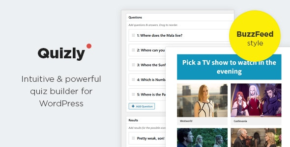 Quizly-Intuitive-Powerful-Quiz-Plugin-for-WordPress-Nulled-download