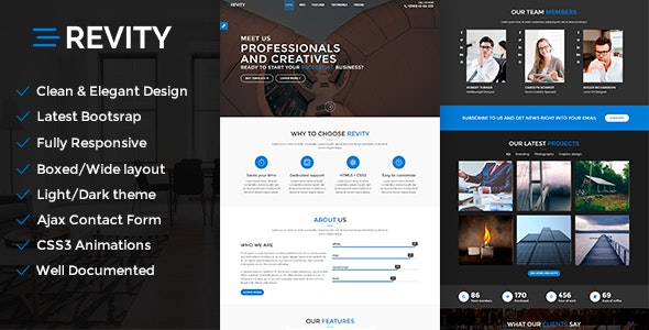 Revity-One-page-WordPress-Theme-Nulled-Download