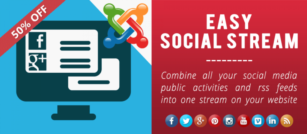 Simple Social Media Stream Nulled Download