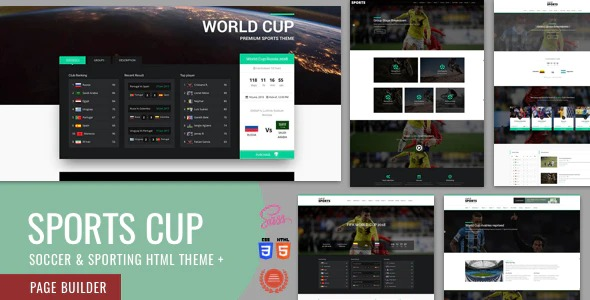 Sports-Cup-Soccer-Sporting-Html-Theme-with-Bootstrap-4+Page-Builder-Nulled-Download