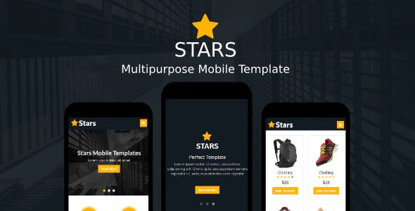 Stars-Multipurpose-Mobile-Template-Nulled-Download