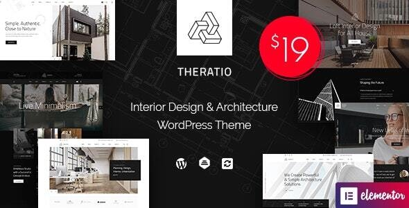 Theratio-Architecture-Interior-Design-Elementor-Nulled-Download