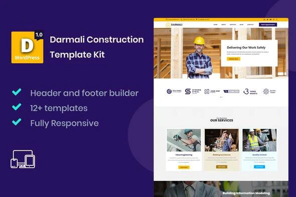 darmali-construction-template-kit-Nulled-Download