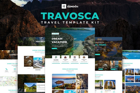 travosca-travel-elementor-template-kit-Nulled-Download