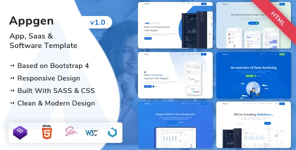 Appgen-App-Saas&Software-Landing-Page-Template-Nulled-Download